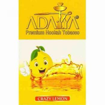 Купить Табак Adalya - Crazy Lemon 50г