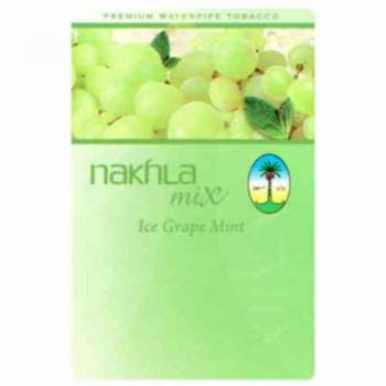Купить Табак Nakhla Mix - Ice Grape Mint 50г