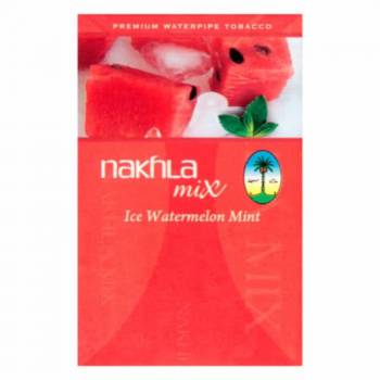 Купить Табак Nakhla Mix - Watermelon Mint 50г
