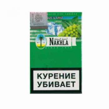 Купить Табак Nakhla New - Grape Mint  50г