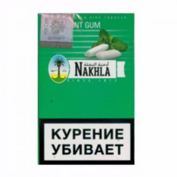 Купить Табак Nakhla New - Spearmint Gum 50г