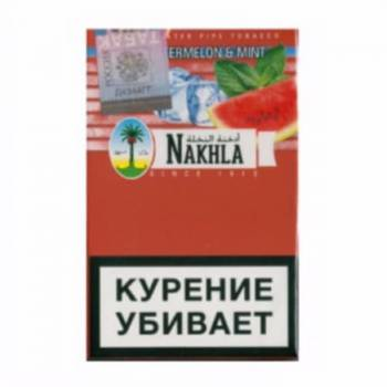 Купить Табак Nakhla New - Watermelon Mint 50г