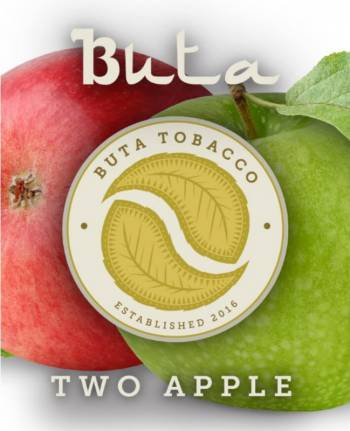 Купить Табак Buta - Two Apple 50 г
