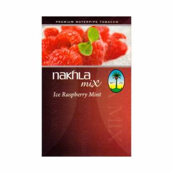 Купить Табак Nakhla Mix - Ice Raspberry Mint 50г