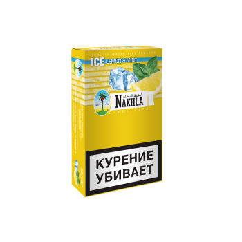Купить Табак Nakhla New - Ice Lemon Mint 50г