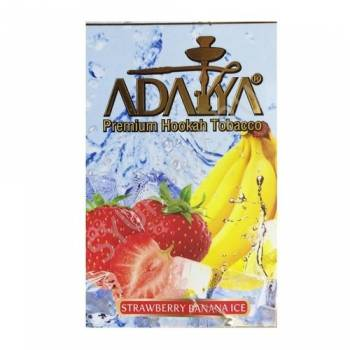 Купить Табак Adalya - Strawberry Banana Ice 50г