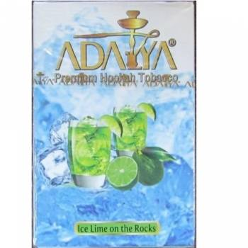 Купить Табак Adalya - Ice Lime on the Rocks 50г