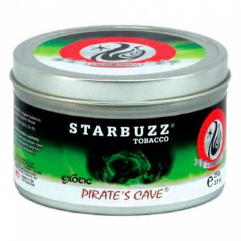 Купить Табак Starbuzz - Pirates Cave 100г