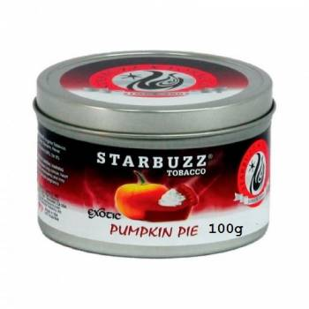 Табак Starbuzz - Pumpkin Pie 100г.jpg