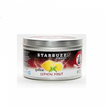 Табак Starbuzz - Lemon Mint 100г.jpg
