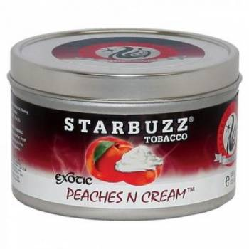 Табак Starbuzz - Peaches and Cream 100г.jpg