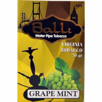 Купить Balli - Grape Mint 50г