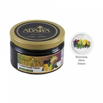 Купить Табак Adalya - Grape Mint Lemon  1000 г